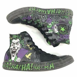Converse Chuck Taylor 2012 DC Comic Joker Ha Ha Ha